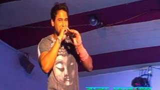 Aranya singing Bojhena se bojhena at Taki (BOI MELA)