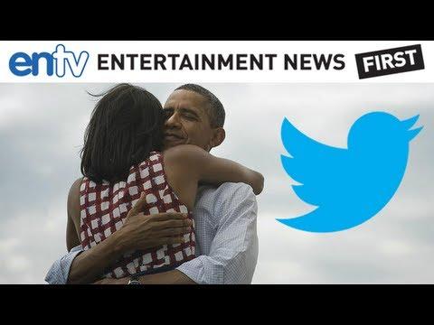 Barack Obama Wins Re-Election & Breaks Twitter Record! ENTV