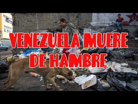 Hambre y desesperación en Venezuela con el socialismo de Maduro   02 Jul 2017