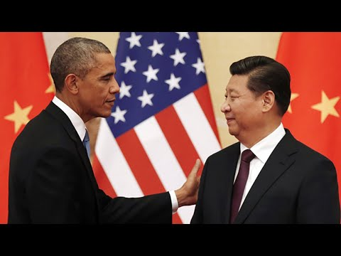 US & China Unite Against Global Warming - GOP Promises To Ruin It