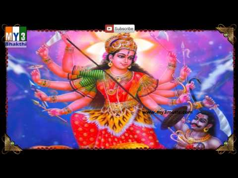 Adi Shakti Neeve | Durga Devi Songs | Telugu Devotional Songs | Bhakthi video