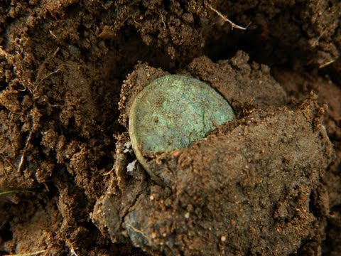 Metal detecting with results! Diggin' Scotland's Past!