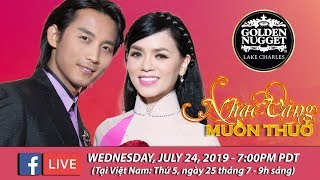 Livestream với Đan Nguyên & Băng Tâm - July 24, 2019