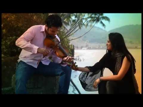 Pavasacha Bhaas - Swapnil Bandodkar   Sagarika Music video