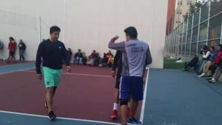 Ecuavoley 2016 *Gavica vs Chiko Altamirano