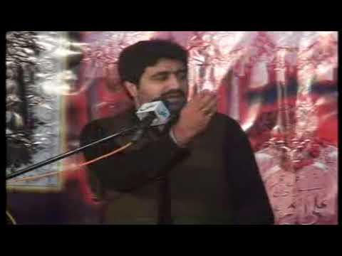 Zakir gulam abbas japa Majlis 15 safar 2017 Chak 487 Burewala