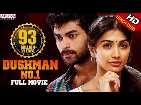Dushman No.1 Hindi Dubbed Full HD Movie (MUKUNDA) | Starring Varun Tej, Pooja Hegde | Aditya Movies