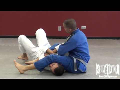 Arm Bar Break Technique - Brazilian Jiu Jitsu Moves Image 1