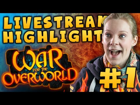 War for the Overworld Livestream Highlights #1