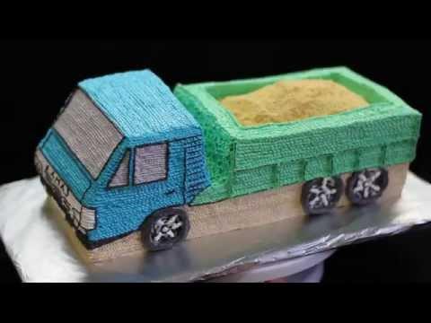 Торт для дальнобойщика своими руками 52