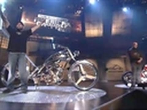 Build-Off Winner | American Chopper