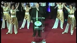 MINISTERIO JESUS DE NAZARETH.- APOSTOL ANIBAL ARIAS.-en vivo reunion domingo 23-11-14