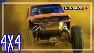 Mud Trucks at The Buck Motorsports Mud Bog 4-27-2019