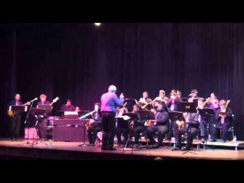 """Chunk of Funk"" Young Harris College Jazz Ensemble"