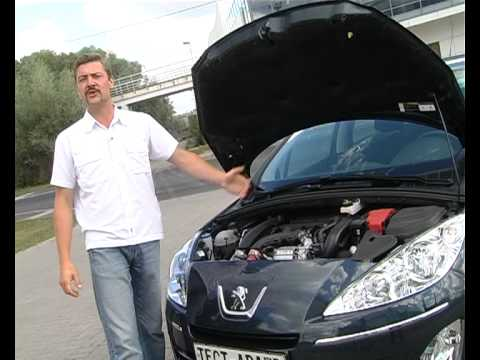 Тест-драйв Peugeot 408 2012