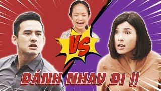 """Ba mẹ Lam Chi cãi lộn, đánh nhau """"LONG TRỜI LỞ ĐẤT"""" hóa ra lí do là đây !! Gia đình là số 1"""