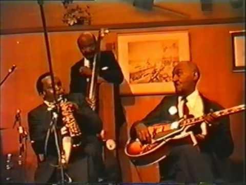 Harlem Blues&Jazz Band 1985 Duisburg(G) - Georgia