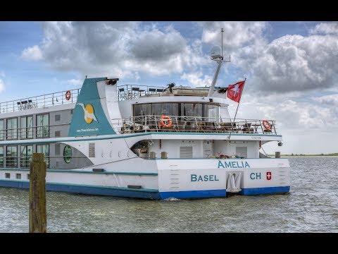 MS AMELIA - Schiffsrundgang: Ein Phoenix Reisen Schiff für gehobene Ansprüche
