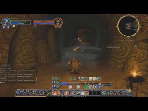 LOTRO, Book 1 - Chapter 11 - Orthongoth (solo runekeeper) - Lord of