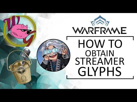 Warframe I Streamer Glyphs p.6
