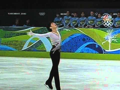 Johnny Weir on Fallen Angel