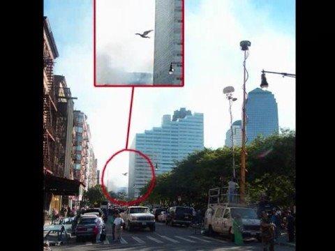 FLYING ALIEN SEPTEMBER 11 2001 - YouTube