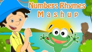 1 2 3 4 5 Once I Caught A Fish Alive And More | Non-Stop Nursery Rhymes For Kids
