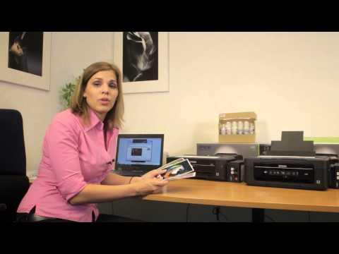 Epson L300 L355 L550 külső tintatartályos nyomtatók