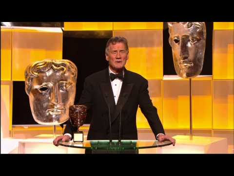 Michael Palin - BAFTA Fellowship Award 2013
