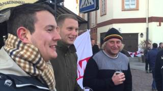 Football Special - What's Up Vilnius