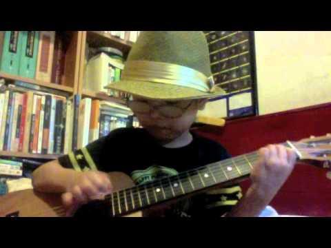 Eric的吉他入門第四課 練習  T1213121