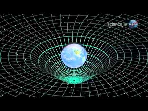 Sciencecasts Space Time Vortex Youtube