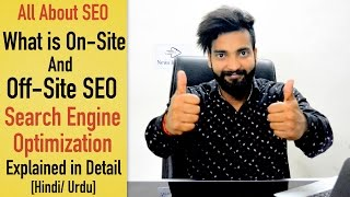 Download What is On-Site & Off-Site SEO | All About SEO [Hindi] 3Gp Mp4
