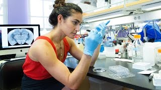 Inspiring Female Scientist: Neuroscientist Moriel Zelikowsky