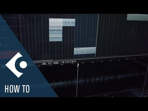 Creating Music in Cubase Elements   Getting Started with Cubase Elements 10