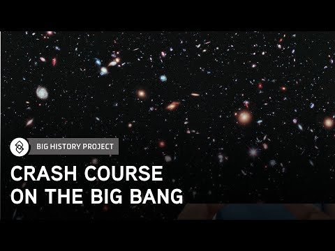 Crash Course Big History: The Big Bang