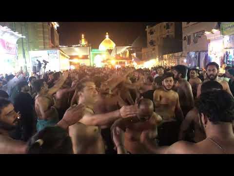 Beethi Rowey Sain Zainab-Najaf 12 Zilhajj 1439/2018 Part 2