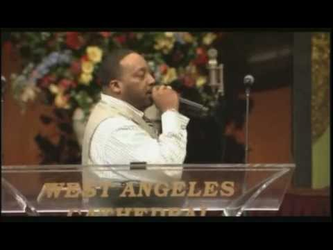 Deitrick Haddon & Marvin Sapp At West Angles Cathedral Cogic...