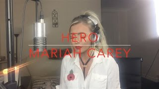 Download Lagu Mariah Carey - Hero | Cover Gratis STAFABAND