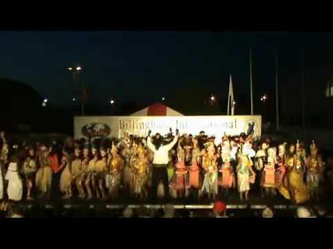 African Booty Dance Vs Tahitian Booty Dance video