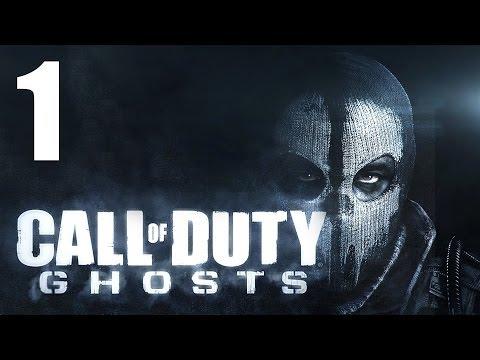 Call of Duty:Ghosts [RUS] - Первый взгляд от Soula.