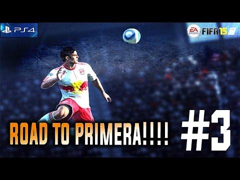 Road to 1ª División #3 | Ultimate Team Fifa 15 | PS4 Sauuk