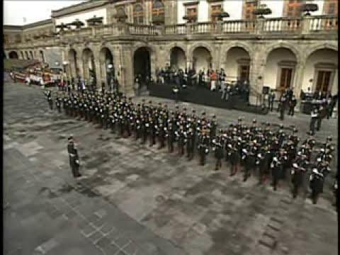 Ceremonia Conmemorativa del XCIX Aniversario de la Marcha de la Lealtad