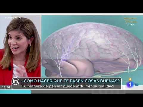 Dra. Marian Rojas Estapé  en TVE (Televisión Española) con María Casado