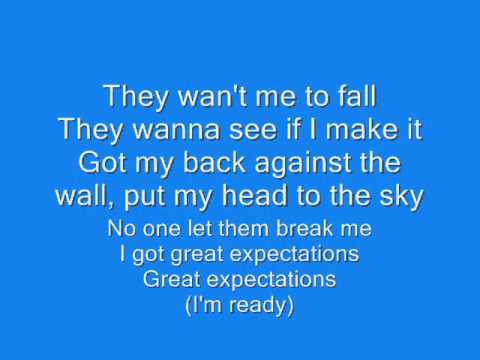 Great expectations - Diggy Simmons