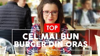 Cel mai bun Burger - Osho, Vivo, Simbio, Switch.eat, Modelier sau Burger Station by Baz?