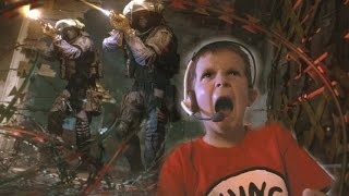 RAGING BOSSY KID! | Rainbow Six Siege