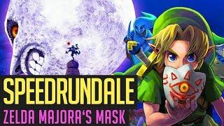 Zelda: Majora's Mask-Speedrun (All Masks) in 2:47:33 von Thiefbug | Speedrundale