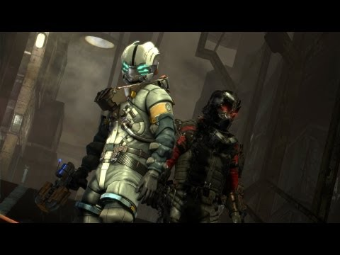 Dead Space 3(DLC Awakened) - Walkthrough / Прохождение - #3(Final)