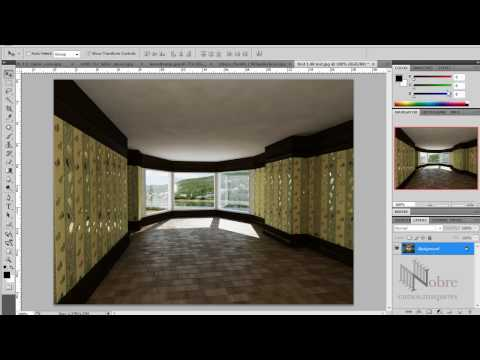 Interior rendering Vray For Sketchup Tutorial.mov